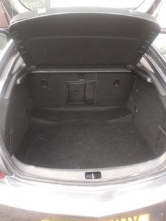 insignia карты покрытие обшивка багажника хэтчбек - фото