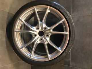 новое колесо porsche 911 991 zima 245/35 и 295/30 r20 - фото