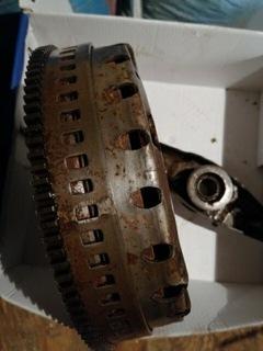 cцепление б/у sprawne smart mcc 2002 - фото