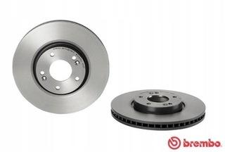 диски i колодки на перед hyundai диаметр 300mm - фото