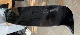 porsche macan спойлер багажника крышки багажника зад - фото