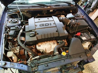 двигатель комплектный 1.8 gdi carisma  volvo v40 s40 - фото