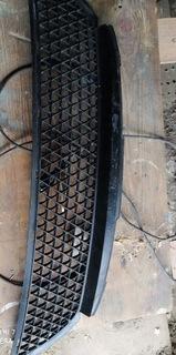 решетка бампера hyundai coupe fl polift 05-07 - фото
