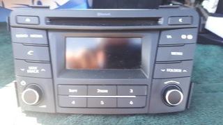 радио cd hyundai i40 - фото