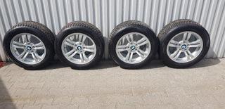 оригиналое колесо bmw x3 e83 zima nokian 235/55r17 - фото