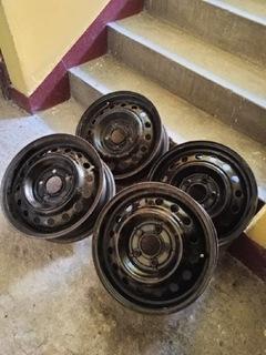 """диски kia 15"""" - фото"""