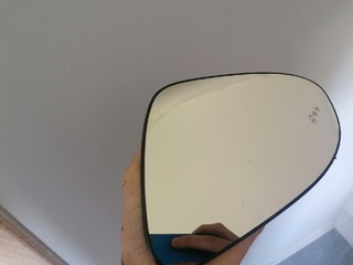 toyota c-hr вкладыш зеркала левого стекло зеркала - фото
