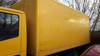 контейнер c winda. iveco mercedes man - фото