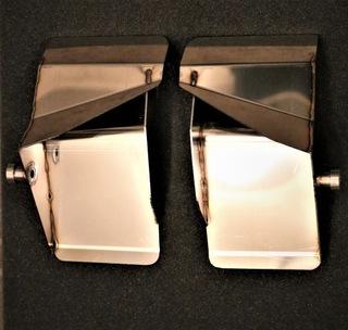 mercedes дефлекторы powietrza/lapacze mb w211,219,215 - фото