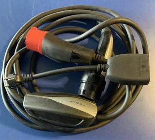 зарядное устройство tesla 3 фазы - фото