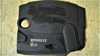 защита верхняя крышка мотора clio iii 3 1.5 dci - фото