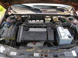 комплект swap двигатель коробка fiat lancia 1.8 vvt - фото