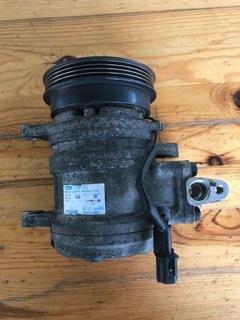 компресор кондиционера hyundai і10 g4hg - фото