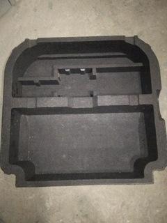 вкладыш багажника mitsubishi asc - фото