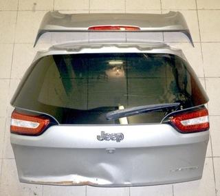 крышка багажника задняя jeep cherokee kl 2015 - фото