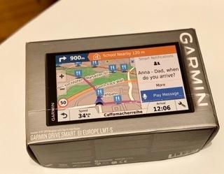garmin drive smart 61 europe lmt-s +  карты - фото