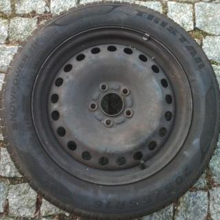 колесо зимние tristar 205/55r16 ford mondeo комплект - фото
