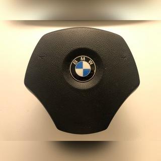 подушка воздушная руля airbag bmw e90 e91 - фото