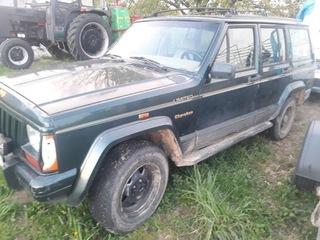 запчасти jeep xj - фото