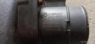 разходомер воздух kia rio 3 28164-2a500 - фото