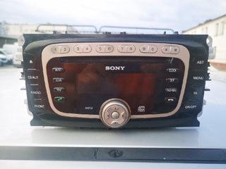 радио sony focus mk2 fl, mondeo, kuga, galaxy - фото