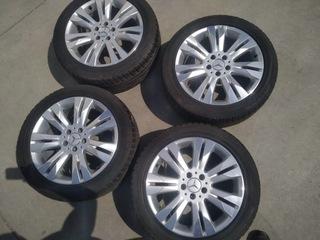 """колеса диски для mercedesa s-klasse 18"""" 8.5jx18h2et43 - фото"""