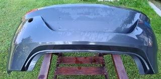 бампер задний зад seat leon 2, 2006r - фото