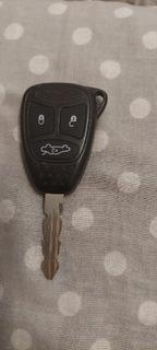 ключ для jeep grand cherokee - фото