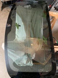 porsche macan стекло зад задняя крышка багажника - фото
