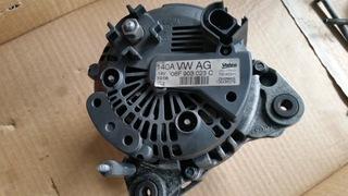 генератор 140a vw audi skoda sharan t5 рестайлинг . - фото