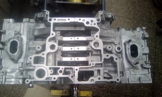 subaru 2.0d, 150km, diesel, двигатель по ремонте - фото