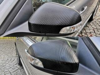 зеркало karbon поворотник правый volvo s80 v70 - фото