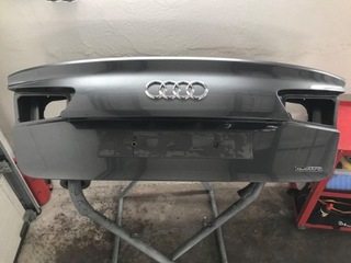 audi a6 c7 крышка багажника зад багажника седан рестайлинг - фото