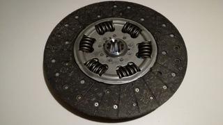 диск комплекта сцепления valeo 807735 fi430 мм man tgx, tgs - фото