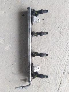 накладка  планка тнвд форсунки nissan quashqai 2,0 - фото