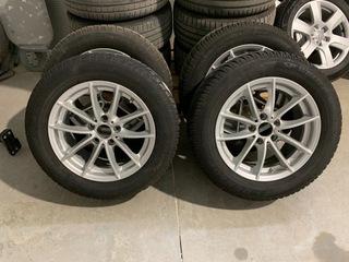 колеса зима bmw x3 f25 - фото