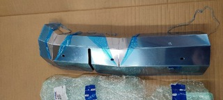 защита глушителя трубки выпускные daf xf 105 оригинал - фото