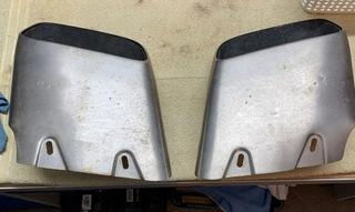 porsche macan наконечники wydechow комплект - фото