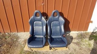 сиденье сиденья honda s2000 niebieskie - фото