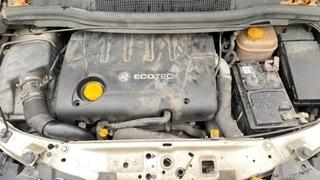 opel zafira комплектный двигатель 1.9cdti 120koni 2008r - фото