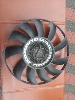вентилятор вискомуфта wiska вискомуфта audi a4 b6 2.5 tdi - фото
