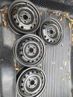 диски stalowe idealne; 4x100 opel chevrolet daewoo - фото