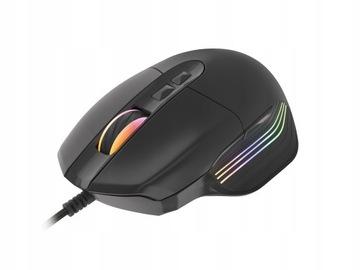 Mysz dla graczy GENESIS XENON 330 4000DPI RGB доставка товаров из Польши и Allegro на русском