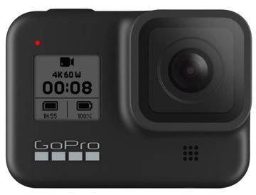 Kamera sportowa GoPro Hero 8 Black Go Pro WiFi 4K доставка товаров из Польши и Allegro на русском