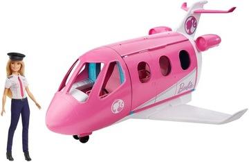 Барби мечты самолет + кукла брелок GJB33 доставка товаров из Польши и Allegro на русском