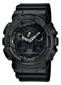Спортивные часы Casio G-Shock GA-100-1A1ER доставка товаров из Польши и Allegro на русском