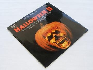 LP, Джон Карпентер - Хэллоуин II Саундтрек 1-й доставка товаров из Польши и Allegro на русском
