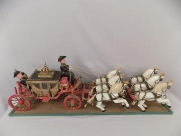 историческая модель ДИЛИЖАНС, лошадь, рисунок, макет доставка товаров из Польши и Allegro на русском
