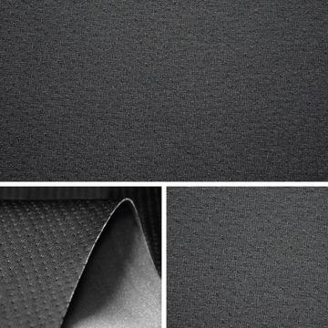SAM526 Ткань Автомобильная обивка Потолка черная kropk доставка товаров из Польши и Allegro на русском