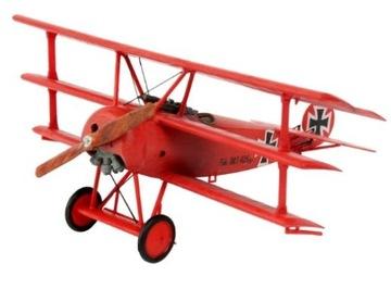 Модель для склеивания Revell Fokker DR. 1 Triplane доставка товаров из Польши и Allegro на русском